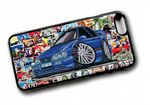 Koolart STICKERBOMB STYLE Design For Retro Ford Sierra Saphire Cosworth Hard Case Cover Fits Apple iPhone 6 & 6s